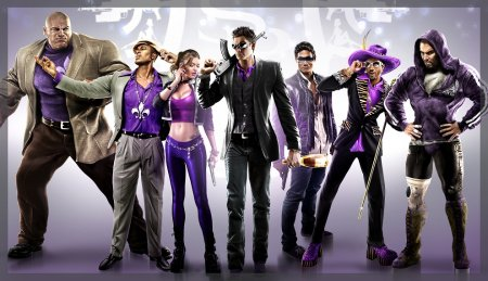 Коды для Saints Row III: The Third