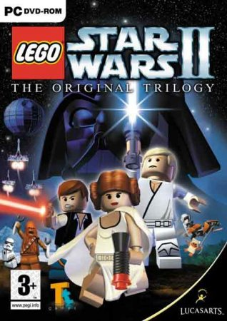 Коды для LEGO Star Wars II: The Original Trilogy